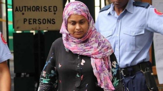 Meurtre du pharmacien Reaze Nabeebux en 2009 : Jhasbeer Banon Sufraz dit avoir été abusée sexuellement