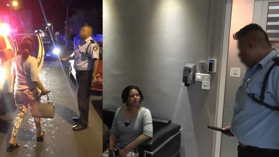 Recherchée pour 'rogue and vagabond' : une femme arrêtée dans les locaux de Radio Plus