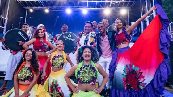 Promouvoir la culture mauricienne : le Group La Fayafait danser l'Australie