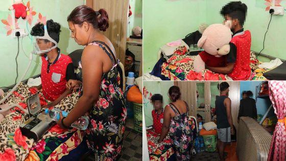 Adolescent atteint de dystrophie musculaire : l'eau … de vie pour Rahul