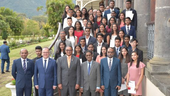 The Duke of Edinburgh's International Award : 77 participants récompensés