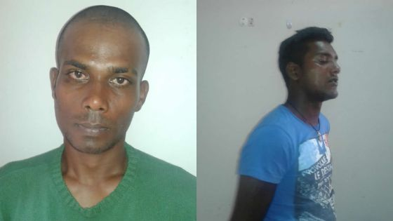Vol de Rs 350 000 et de divers objets - deux suspects épinglés : une partie du butin récupérée