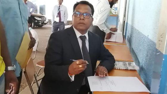 Circonscription no 7 : Raj Penthiah va-t-il revenir dans le camp des rouges ?