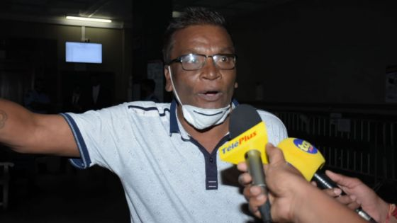 Bissoon Mungroo après son arrestation : «Kot monn foté ?»