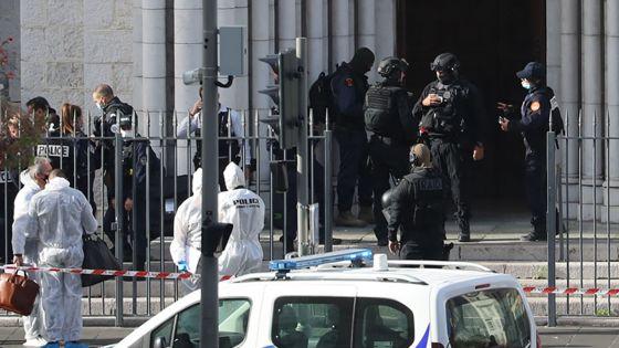 Attaque au couteau dans une église de Nice: ce que l'on sait
