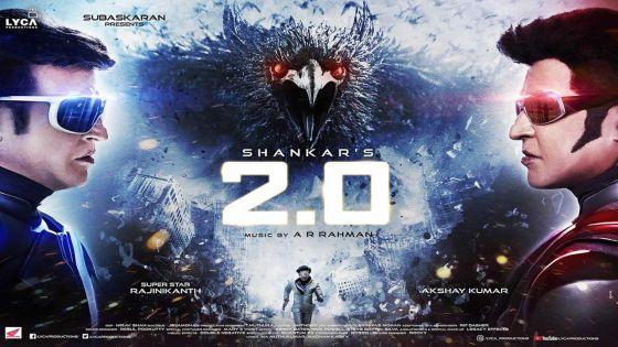 2.0 (Rajinikanth-Akshay Kumar) : film de science-fiction jamais vu au cinéma indien
