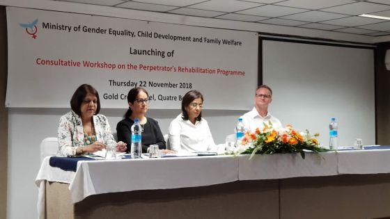 Perpetrators Rehabilitation Programme : combattre la violence domestique en réhabilitant les hommes
