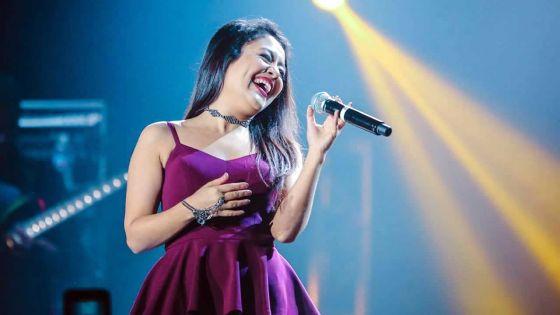 Le concert de Neha Kakkar repoussé au 1er février 2020