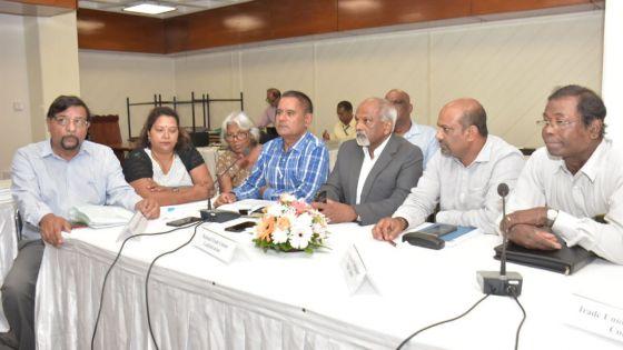 Compensation salariale : «Le gouvernement a raté son départ avec sa proposition de Rs 200», dit Rashid Imrith