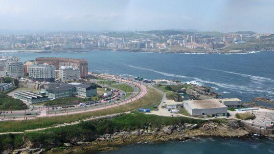 Espagne : Corogne au riche passé