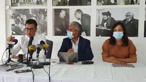 Vaccination du personnel des écoles et hôpitaux : « Le citoyen doit avoir le choix », s'exclame Shakeel Mohamed
