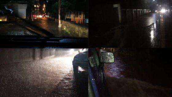 Avis de fortes pluies : voici la situation à Roche-Bois et Baie-du-Tombeau