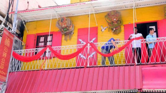 Chinatown revêt ses habits de fête