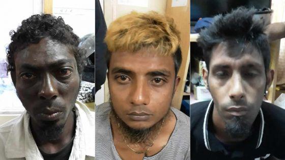 Série de vols à Goodlands et Grand-Gaube : huit suspects passent aux aveux
