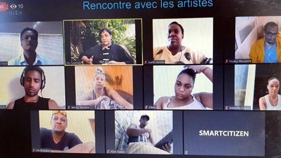 Couvre-feu : des artistes font le point sur leur situation