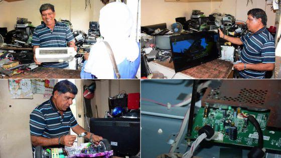 Des appareils à ampoule à la haute technologie : un passionné de l'audiovisuel toujours à la page