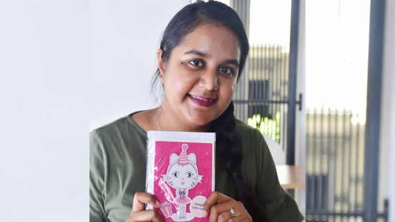 Khesika et son 'Moments of Handicraft' : une carte de souhaits lui ouvre les portes du bonheur