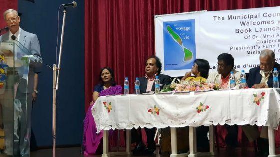 Anitah Aujayeb : sa plume s'invite à Agalega et Bihar