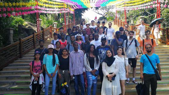 Huawei Seeds for the Future : une aventure culturelle et humaine pour dix étudiants Mauriciens en Chine