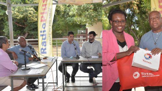 Emission spéciale Explik Ou Ka à Pointe-aux-Sables : deux heures de solidarité pour les squatters