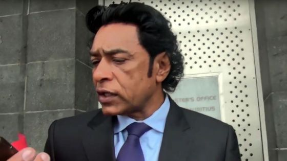 Nando Bodha : «L'autopont Decaen est stable»