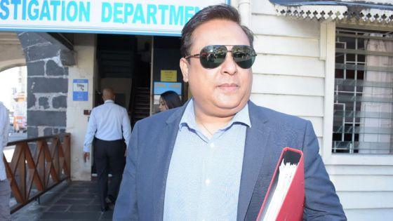 Complot allégué contre Sherry Singh : troisième jour d'interrogatoire pour Me Samad Golamaully