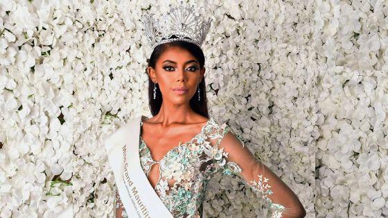 Naomi Buan, Miss Grand Mauritius 2021 :«Il faut sensibiliser nos jeunes contre les prédateurs sexuels»