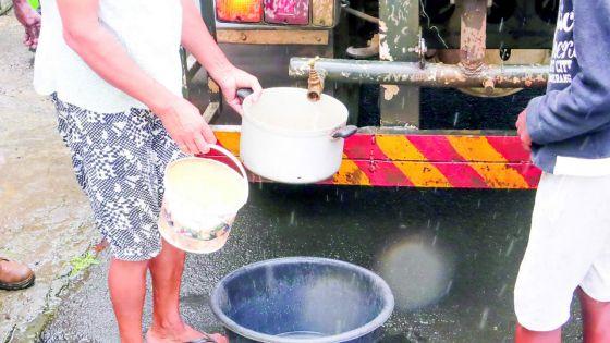 Le quotidien sans eau : un cauchemar vécu parde nombreux Mauriciens