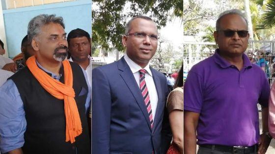 Législatives 2019 - No 7 : la parole à Gobin, Faugoo et Ramtohul