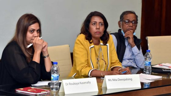 Webinar à l'Université de Maurice :Rs 1 à 1,5 Md versées aux partis politiques en 35 ans
