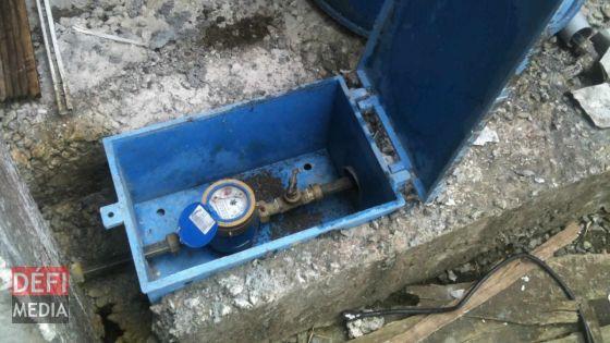 CWA : elle dénonce son frèrepour vol d'eau du compteur