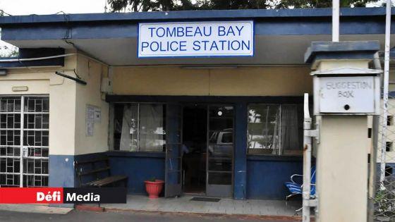 Baie-du-Tombeau : des policiers pris à partie par un groupe d'individus