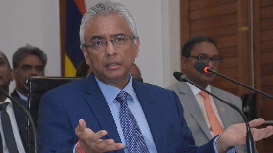 Pétitions électorales - Pravind Jugnauth : «Certains finissent dans la honte»