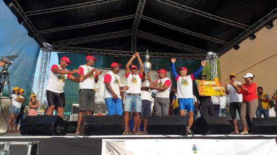 Festival Kreol : la régate a attiré une bonne foule
