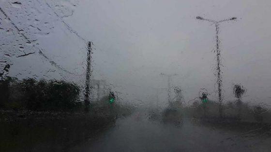 Fortes pluies : la peur s'installe du côté de Terre-Rouge