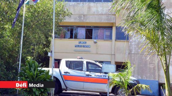 Un constable blessé par une débrousailleuse en la résidence de l'ambassadeur américain