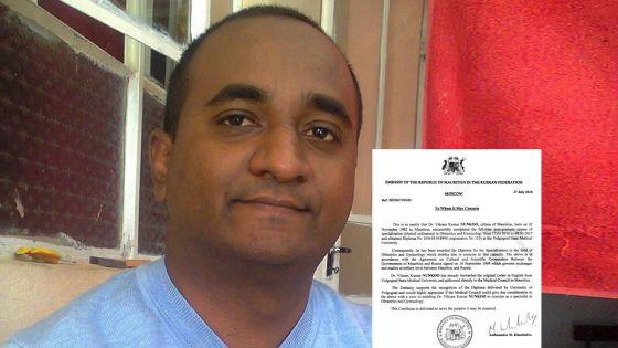 Demande de reconnaissance d'un diplôme : un médecin se bat pour pouvoir exercer comme spécialiste