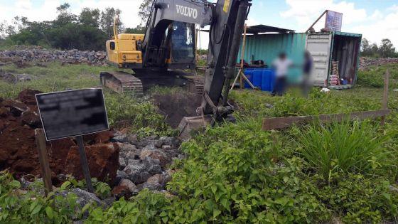 Problèmes de construction : un directeur menacé de mort par un client