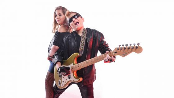L'association Les Enfants d'un rêve présente l'album «We Rock»