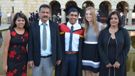 Nikhilesh Bappoo : le fabuleux parcours d'un jeune scientifique mauricien en Australie