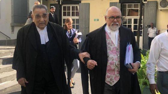 Plainte constitutionnelle de ReA : l'Electoral Supervisory Commission conteste la présence du chef juge
