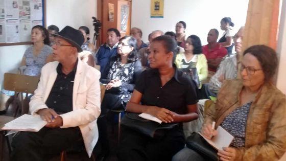 Conférence de Dis-Moi : déportation des réfugiés juifs à Maurice