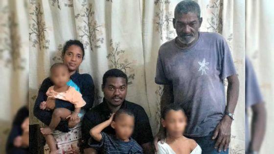 Après avoir reçu sa résiliation de bail : la famille Poinen à la rue pendant l'hiver