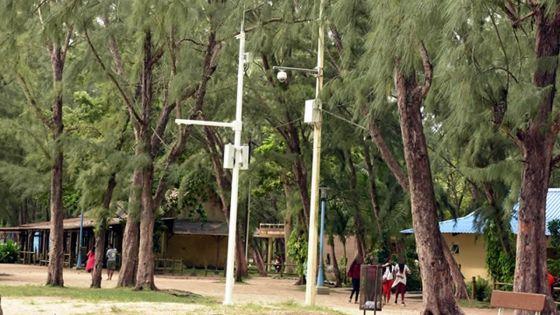 Aménagement : le CEB d'accord pour le câblage souterraindes caméras de Safe City sur les plages