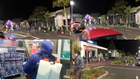 Ouverture du magasin Gifi à 00h01 : 500 clients ont fait une heure de queue