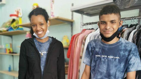 Inclusion des personnes en situation d'handicap : Jean Patrice et Jordana, deux jeunes qui osent relever les défis de la vie