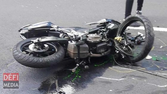 Accidents de la route : trois motocyclistes tués le lundi 16 mars