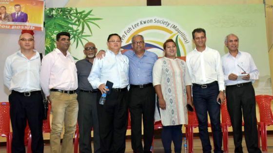 Au Heen Foh Hall, China Town : les candidats demandent de faire confianceà Pravind Jugnauth