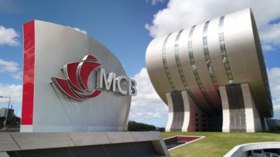 Performance : les profits annuels du MCB Group chutent à Rs 7,9 milliards