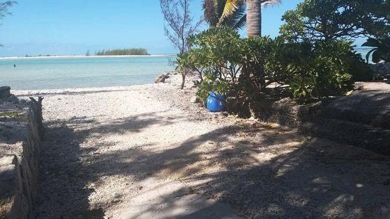 St-Brandon : des pêcheurs évacués vers l'île Raphaël